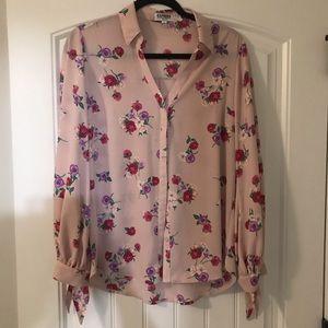 Blush pink portofino shirt